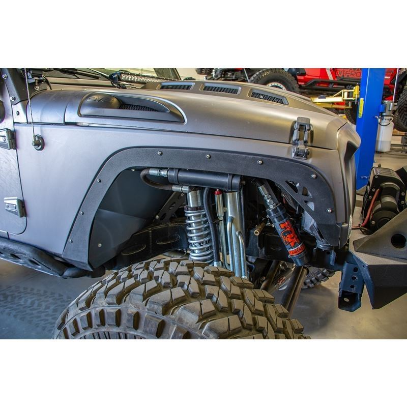 Jeep JK Fender Delete Kit (Front and Rear) 2 Door