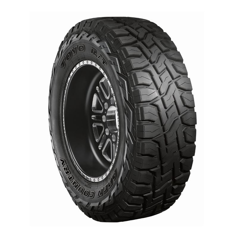 Open Country R/T 33X12.50R17LT 353570
