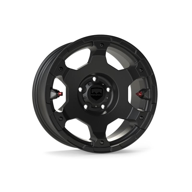 17 Inch Nomad Off Road Wheel 5x5 Bolt Pattern 2/4