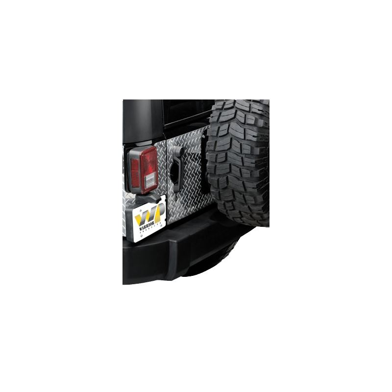 Jeep JK/JKU Outer Tailgate Cover Kit 920D-4