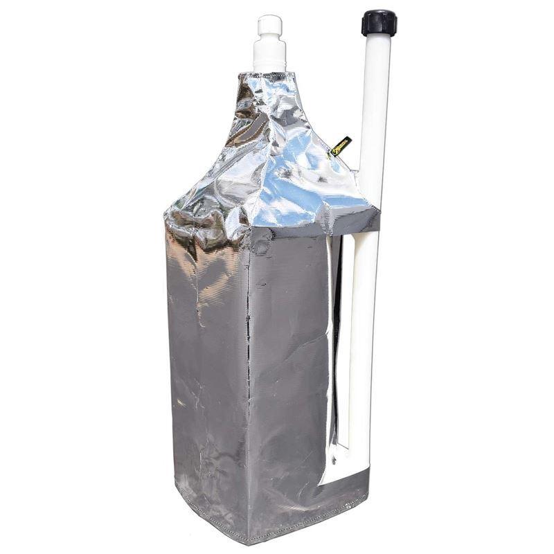 HP Cool Can Shield Hunsaker 11 Gallon Dump Can