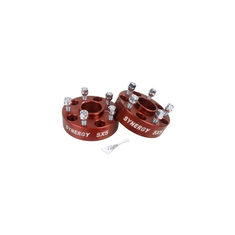 Jeep Hub Centric Wheel Spacers 5X5-1.50 Inch Width
