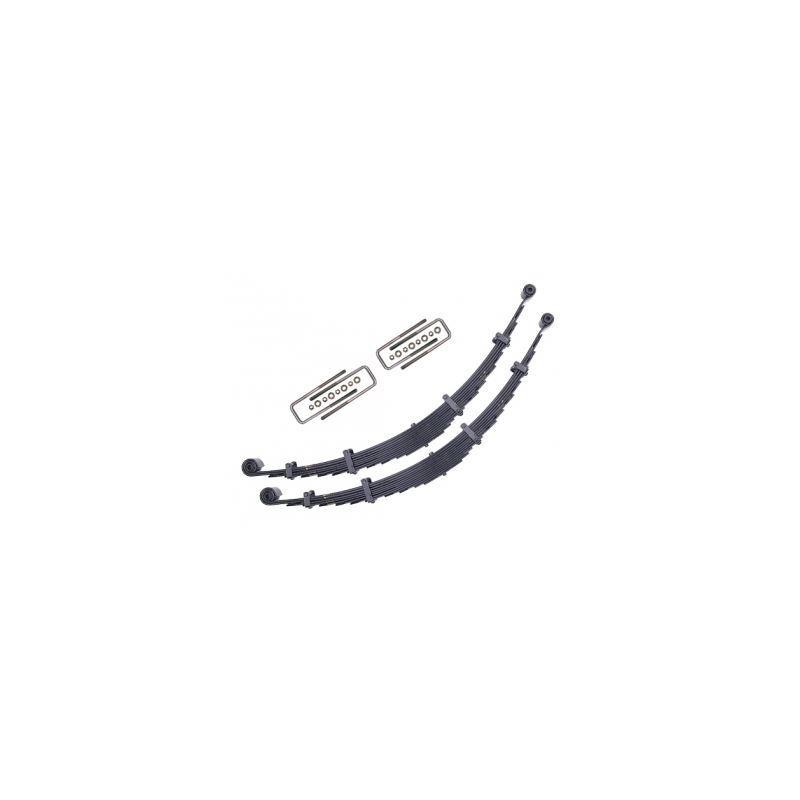 """00-04 FSD FRONT 4"""" LEAF SPRING KIT W/ 37001 U"""