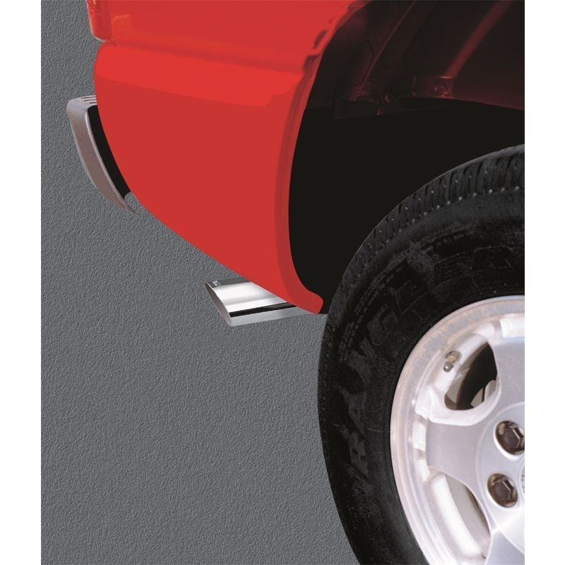 Cat Back Single Exhaust System, Stainless