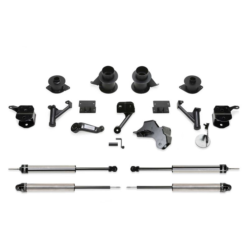 """5"""" BASIC LIFT KIT W/COIL SPACERS AND DIRT LOG"""