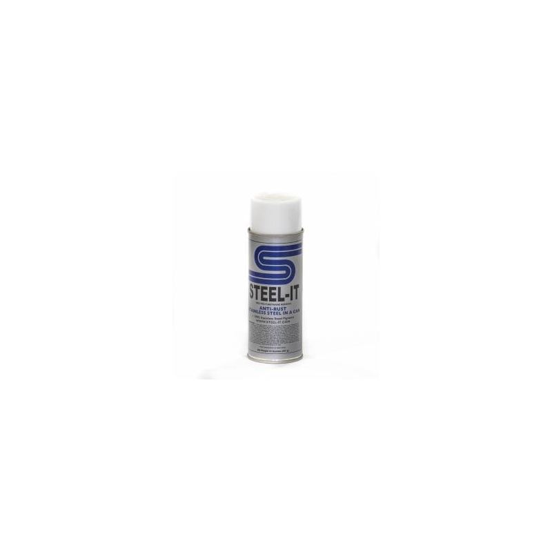 STAINLESS STEEL POLYURETHANE COATING 14OZ CAN