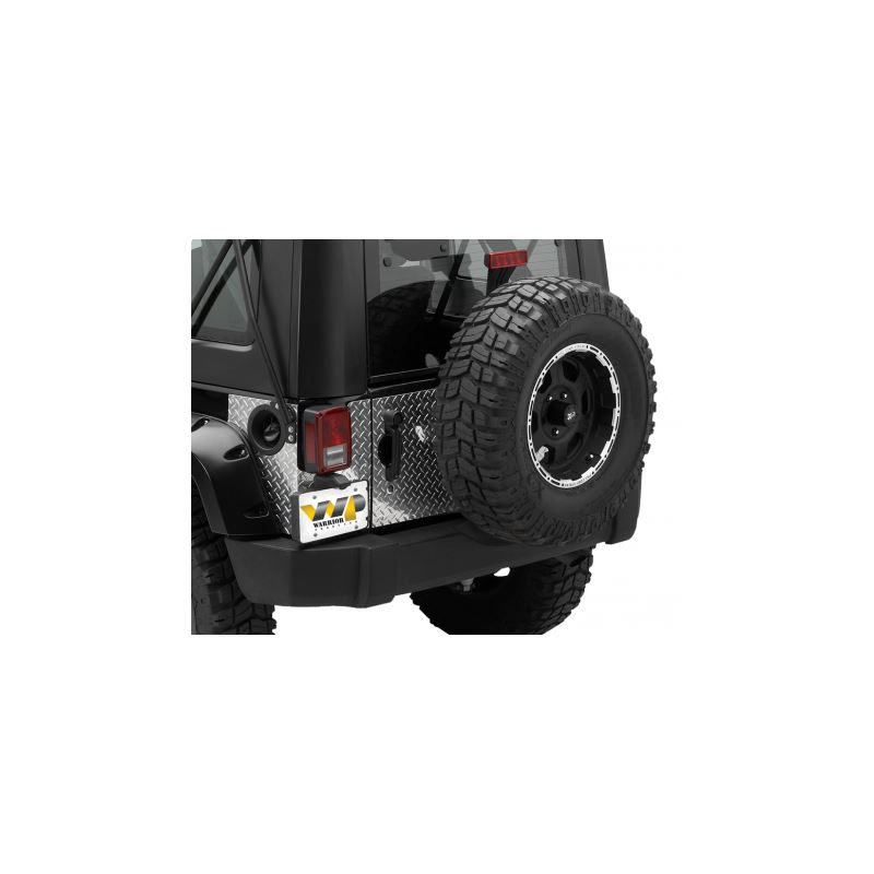 Jeep JK/JKU Outer Tailgate Cover Kit 920D-1