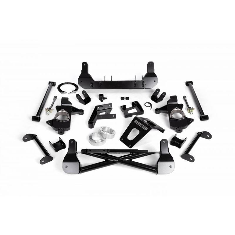 """Cognito 7""""/9"""" Front Suspension Lift Kit"""