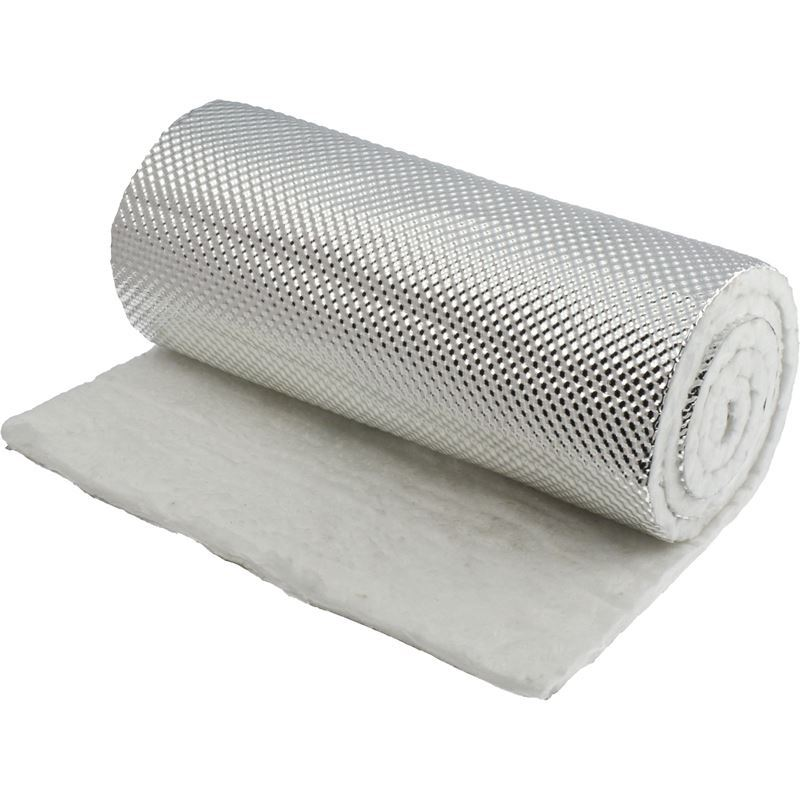 Exhaust Pipe Heat Shield Armor 1/4 Thick 1' W