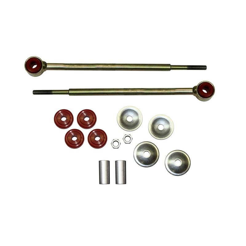 Sway Bar Extended End Links Front Lift Height 3-4