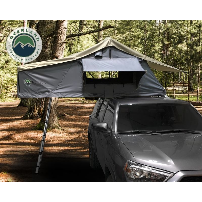 Nomadic 2 Extended Roof Top Tent - Dark Gray Base