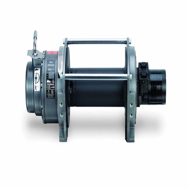 Hydraulic 15000 Lb Cap W/O Wire Winch