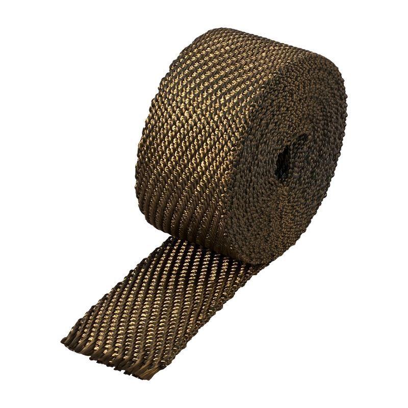 """Lava Exhaust Heat Wrap Heat Shield 2"""" X 25"""