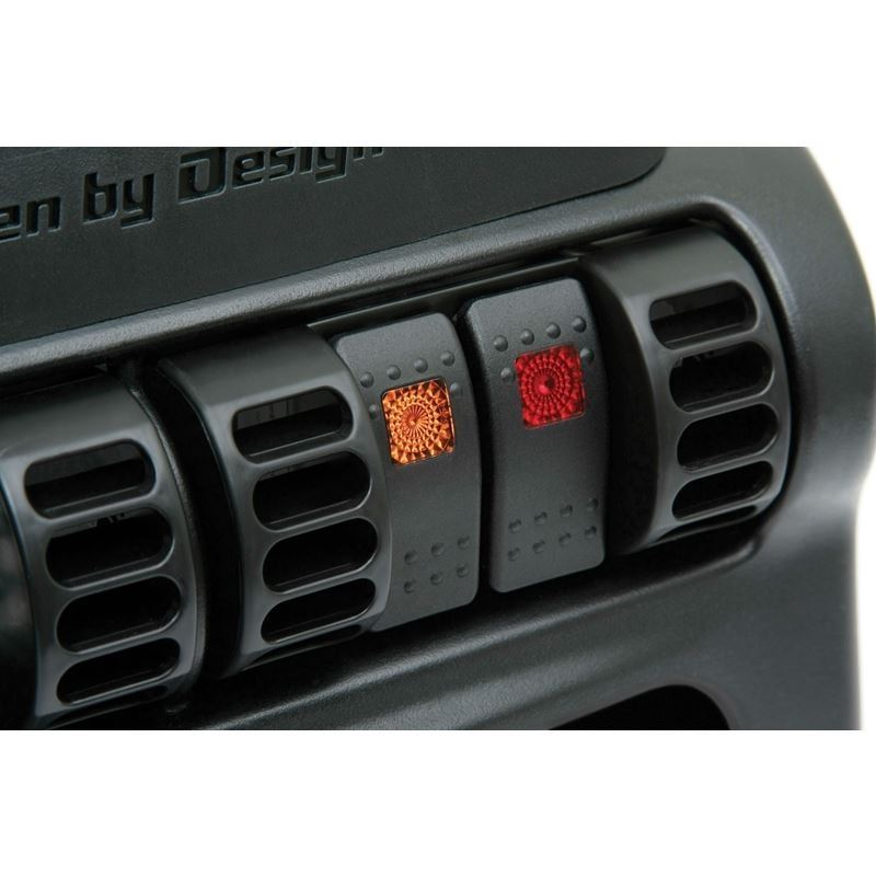 97-06 Jeep TJ Air Vent Switch Panel