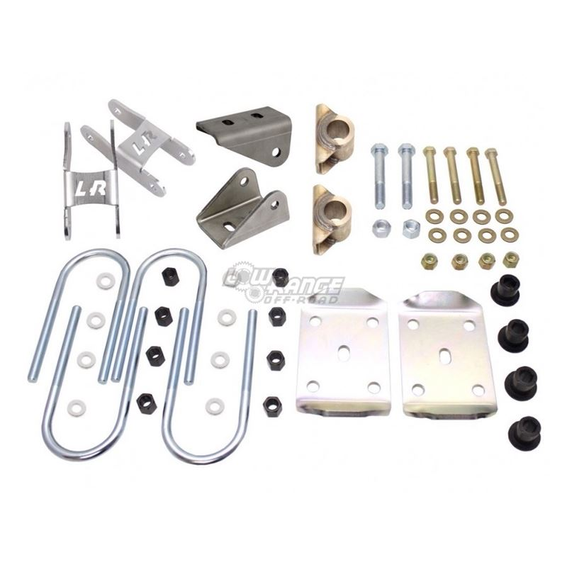 Rear Toyota to Chevy Spring Swap Kit