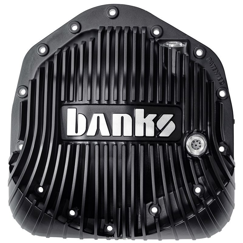Ram-Air Differential Cover Kit