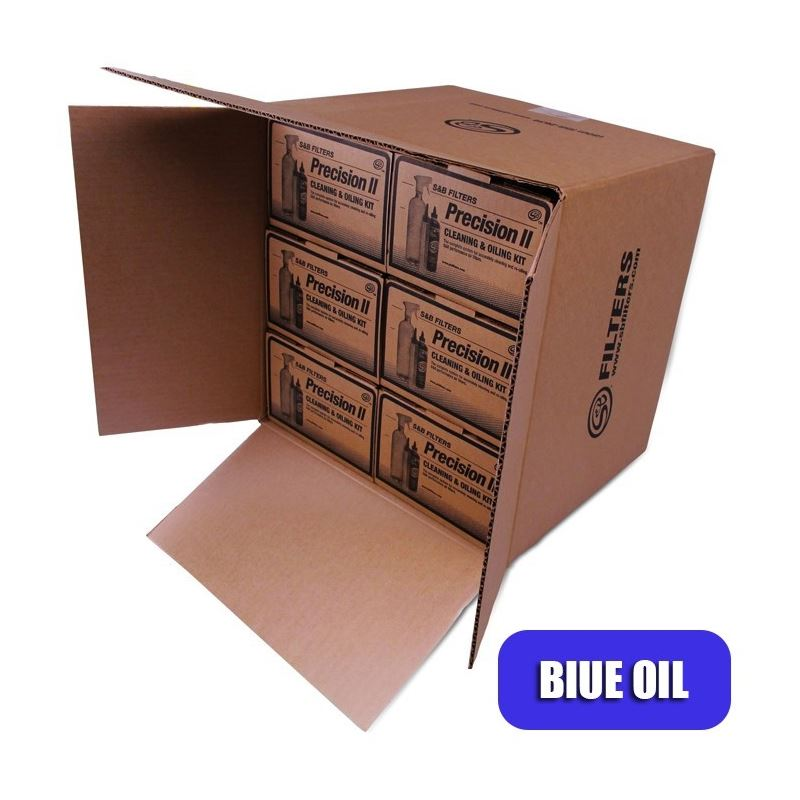 Cleaning and Oil Kit (Blue Oil) 6pk 88-0014