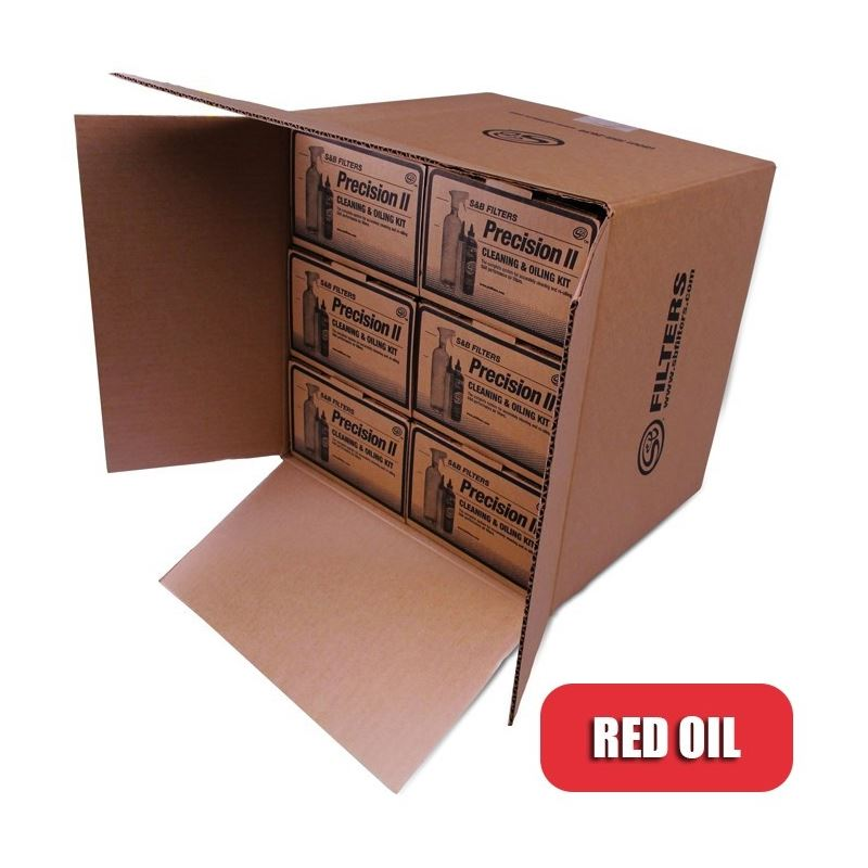 Cleaning and Oil Kit (Red Oil) 6Pk 88-0013