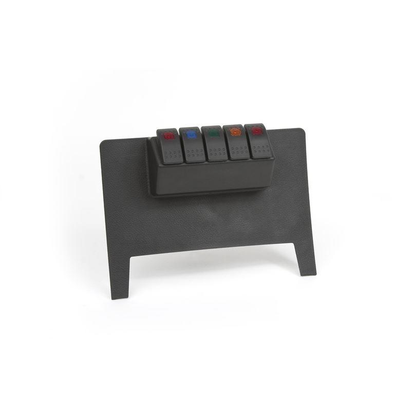 11-17 Jeep Wrangler JK Lower Switch Panel Automati
