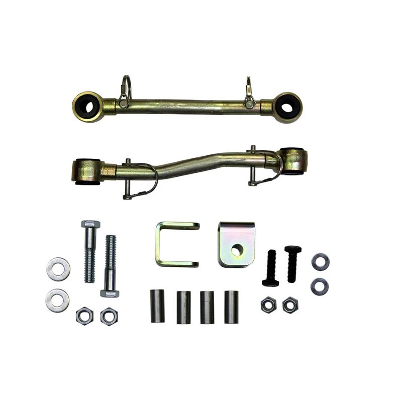 Sway Bar Extended End Links Disconnect Front Lift