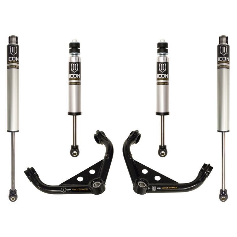 """0-2.5"""" Lift Suspension System-Stage 2"""