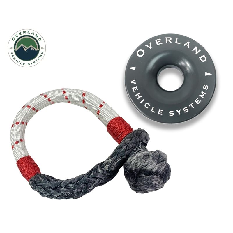 """Combo Pack Soft Shackle 7/16"""" 41,000 lb. and"""